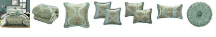 Chic Home Como 9-Pc Queen Comforter Set