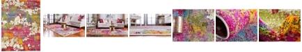Bridgeport Home Pari Par6 Multi 9' x 12' Area Rug