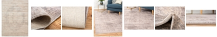 Bridgeport Home Caan Can4 Gray 10' x 13' Area Rug