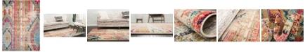Bridgeport Home CLOSEOUT! Arcata Arc5 Multi 8' x 11' Area Rug