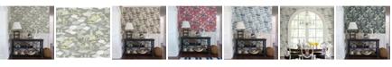 """A-Street Prints 27"""" x 324"""" Joy De VieToile Wallpaper"""
