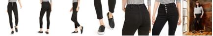 OAT High-Rise Sailor Skinny Jeans