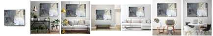 "Giant Art 20"" x 16"" Shades of I Art Block Framed Canvas"