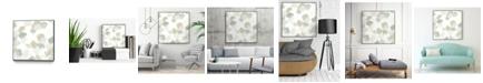 "Giant Art 20"" x 20"" Intangible VI Art Block Framed Canvas"