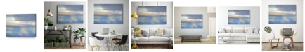 "Giant Art 14"" x 11"" Dappled Horizon Museum Mounted Canvas Print"