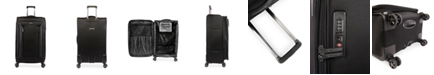 """Brookstone Elswood 29"""" Softside Spinner Luggage"""