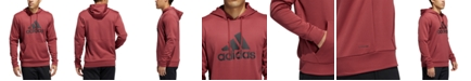 adidas Men's Badge of Sport Game and Go Pullover Hoodie