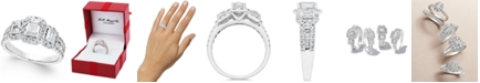 Macy's Diamond Engagement Ring (2 ct. t.w.) in 14k White Gold