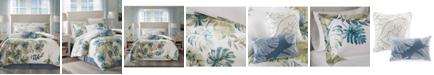 Harbor House Lorelei Palm Print Bedding Collection