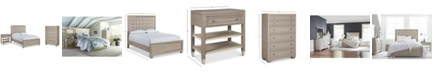 Furniture Kelly Ripa Kendall Bedroom Furniture, 3-Pc. Set (California King Bed, Chest & Nightstand), Created for Macy's