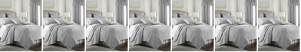 Colcha Linens Cambric Gray Duvet Cover-Queen