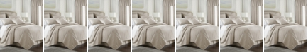 Colcha Linens Cambric Natural Comforter-Queen