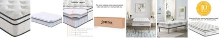 "Modway Jenna 10"" Twin Innerspring Mattress"