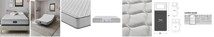 """Beautyrest BR800 11.25"""" Firm Mattress - Twin"""