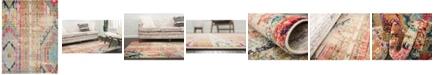 Bridgeport Home CLOSEOUT! Arcata Arc5 Multi 9' x 12' Area Rug