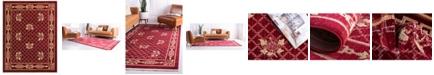 Bridgeport Home Sahil Sah5 Red 8' x 10' Area Rug
