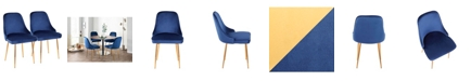 Lumisource Marcel Dining Chairs, Set of 2