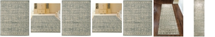 KM Home Cantu Green Area Rug Collection