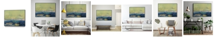 """Giant Art 20"""" x 16"""" Vintage Like Landscape I Art Block Framed Canvas"""