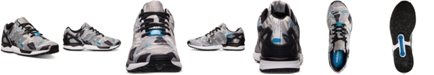 adidas Men's ZX Flux Floral Print Casual Sneakers from Finish Line