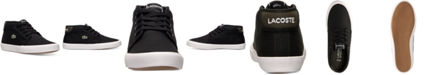 Lacoste Little Boys' Ampthill WD Casual Sneakers from Finish Line