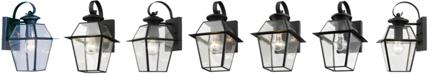 Livex Westover 1- Light Glass Sconce
