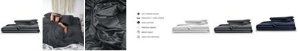 Pillow Guy Luxe Soft & Smooth TENCEL Duvet Cover Set- Full/Queen