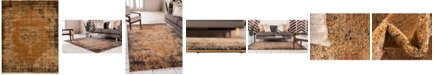 Bridgeport Home Thule Thu2 Light Brown 9' x 12' Area Rug