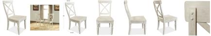 Furniture Aberdeen X-Back Side Chair