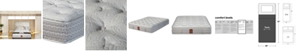 "Paramount Joma Angus 15"" Plush Euro Pillow Top Mattress- Twin"