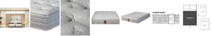 "Paramount Joma Angus 15"" Plush Euro Pillow Top Mattress Set- Full"