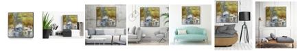"""Giant Art 20"""" x 20"""" Journey I Art Block Framed Canvas"""
