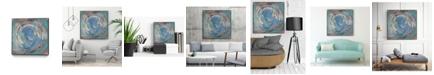 "Giant Art 20"" x 20"" Space Oddity I Art Block Framed Canvas"