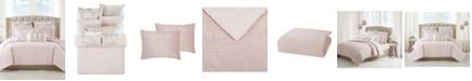 Charisma Velvet Melange 3 Piece Duvet Cover Set, King