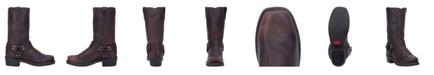 Dingo Dean Men's Genuine Leather Harness Boot