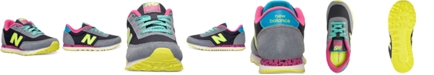 New Balance Big Girls' 501 Casual Sneakers from Finish Line