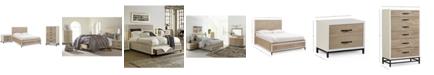 Furniture Avery Storage Platform Bedroom Furniture, 3-Pc. Set (Queen Platform Bed, Chest & Nightstand)