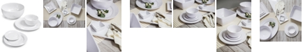 Q Squared Diamond Melamine Dinnerware Collection