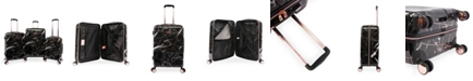 Juicy Couture Vivian 3-Piece Hardside Spinner Luggage Set