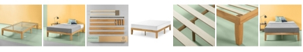 "Zinus Moiz 14"" Wood Platform Bed / No Boxspring Needed Collection"