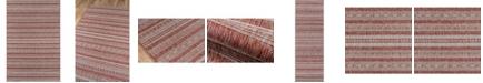 "Novogratz Villa Vi-04 Copper 2'7"" x 7'6"" Runner Area Rug"