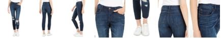 Dollhouse Juniors' Distressed Skinny Jeans