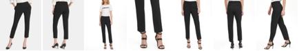 DKNY Foundation Slim Ankle Pants