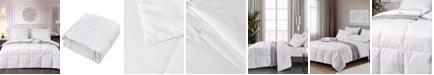 Elle Decor All Season White Down Fiber Comforter, Full/Queen