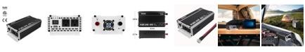 Wagan Tech Wagan Pureline 400 Watt DC to AC Pure Sine Wave Power Inverter