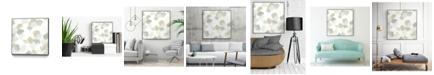"Giant Art 30"" x 30"" Intangible VI Art Block Framed Canvas"