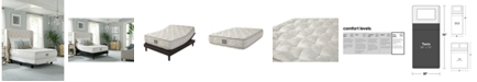 "Hotel Collection Classic by Shifman Meghan 15"" Plush Pillow Top Mattress - Twin, Created for Macy's"