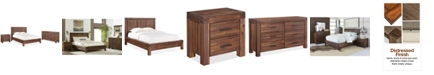 Furniture Avondale Full 3-Pc. Platform Bedroom Set (Bed, Nightstand & Dresser)
