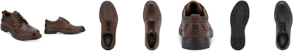Dockers Men's Overton Moc-Toe Leather Oxfords