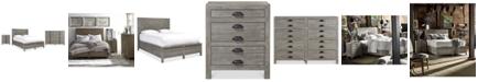 Furniture Broadstone Storage Bedroom Furniture, 3-Pc. Set (Queen Bed, Dresser & Nightstand)